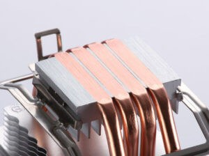 resistor heat sink body