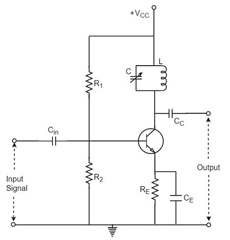 advantages of tuned amplifier