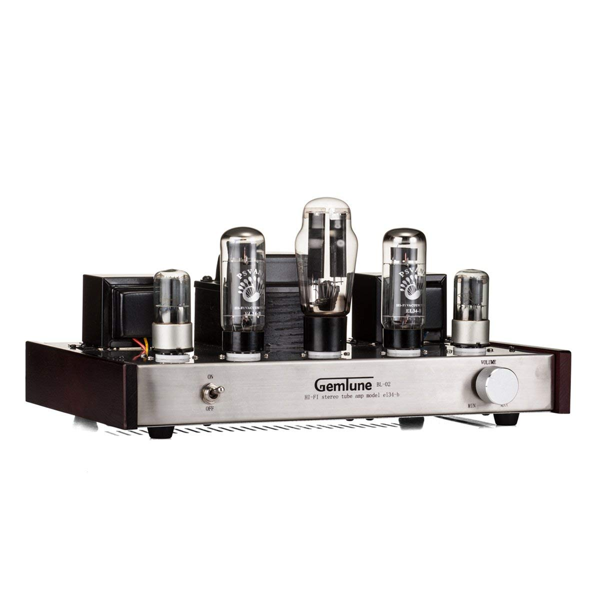 the best stereo tube amplifiers for the money