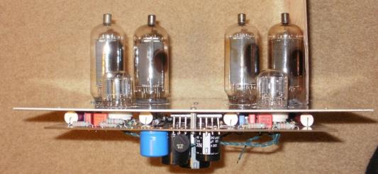 class a tube amps