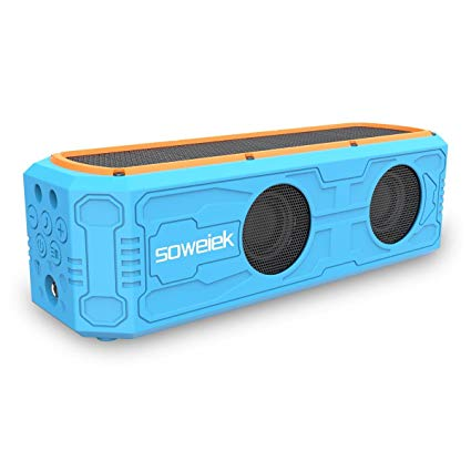 Solar Powered Bluetooth Speakers