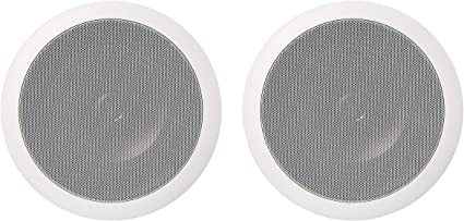 AmazonBasics 6.5-inch in-Ceiling Speakers
